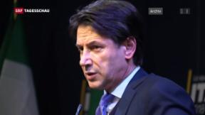 Video «Guiseppe Conte – ein neutraler Kandidat?» abspielen