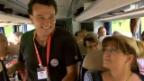 Video «Pedro Lipp auf Volksmusikreise ins Salzburgerland» abspielen