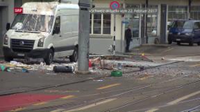 Video «Kritik an Berner Polizei wegen DNA-Probe» abspielen