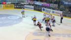 Video «Eishockey: Fribourg - Ambri» abspielen