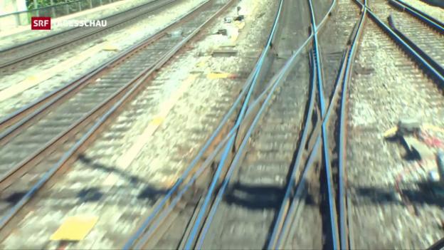 Video «SBB will ganzen Fernverkehr behalten» abspielen