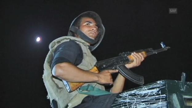 Video «Aegypten geht gegen Radikale vor (unkomm.)» abspielen
