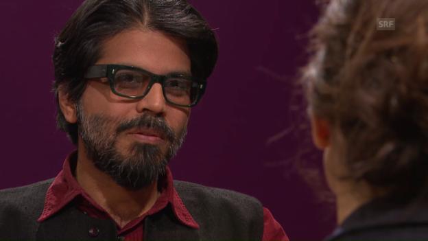Video «Pankaj Mishra hält dem Westen den Spiegel vor» abspielen