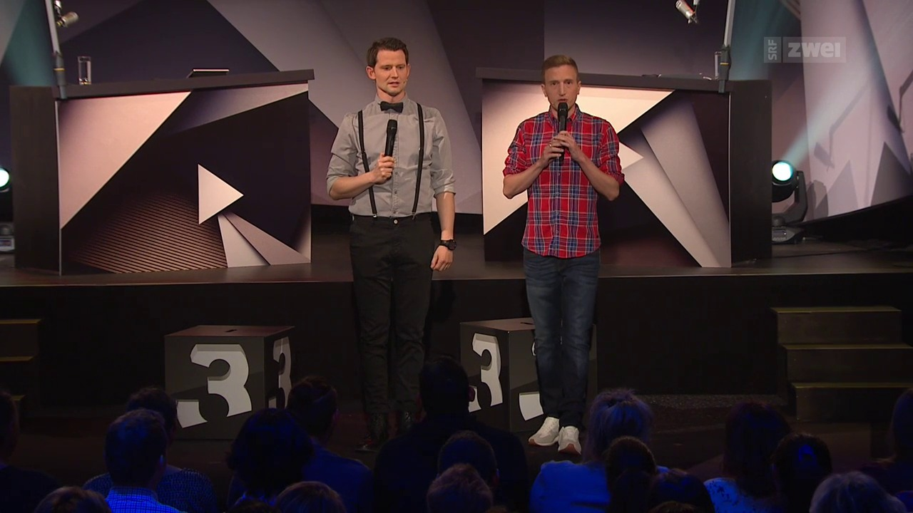«Unterbüsser» – Stefan Büsser und Fabian Unteregger tun es wieder!