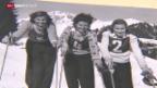 Video «Ski: Frauen am Lauberhorn» abspielen