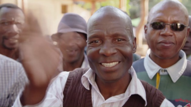 Video «Folge 2: Leben heisst kämpfen» abspielen