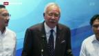 Video «Neue Hinweise zur Boeing 777» abspielen