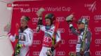 Video «Hirscher gewinnt in Garmisch überlegen» abspielen