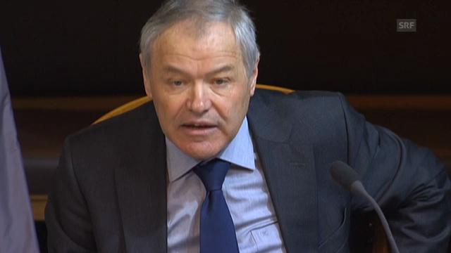 Peter Bieri, CVP