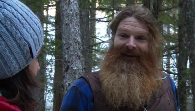 Video «Hermann hat keine Angst vor Bären, aber vor dem Alleinsein» abspielen