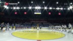 Video «Vor der Entscheidung in der Eishockey-Meisterschaft» abspielen