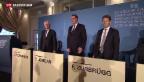 Video «SNB-Präsident Jordan verteidigt Aufhebung des Euro-Mindestkurses» abspielen