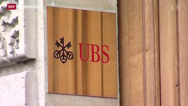 Video «Neues Ungemach für die UBS» abspielen