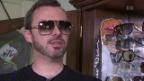 Video «Rapper Greis: Sammlerwut auf Sonnenbrillen» abspielen