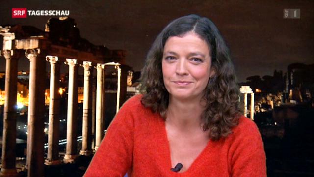 Analyse zum Wahlkampf in Italien von Antje Piper (Rom)