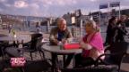 Video «Serafine und Max feiern ihr grosses Jubiläum - Teil 1» abspielen