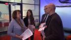 Video «Komitee ergreift Referendum gegen Zuwanderungs-Gesetz» abspielen