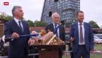 Video «Parteitag der FDP Schweiz» abspielen