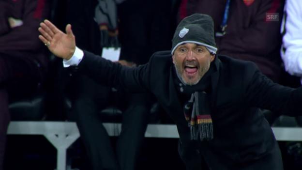 Video «Real gegen Roma: Die Zusammenfassung» abspielen
