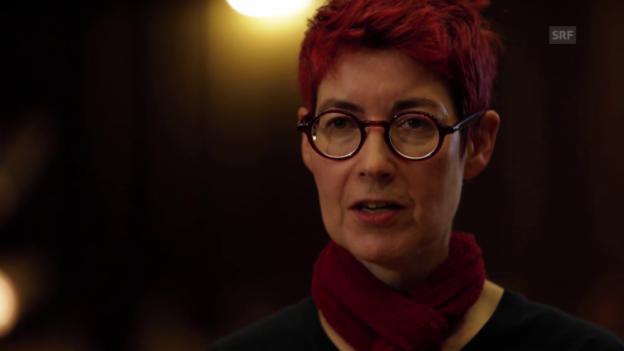 Video «Cornelia Zürrer: «Die Problematik ist aus dem Fokus gerückt.»» abspielen