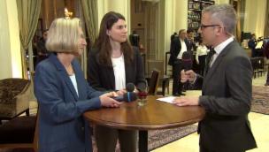 Video «Streitgespräch zur Heiratsstrafe» abspielen