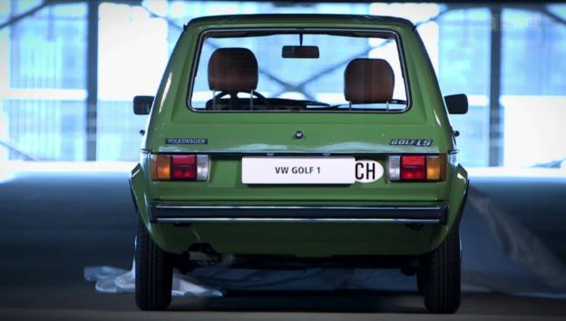Video ««VW Golf 1» – Das Auto für jedermann» abspielen