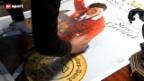 Video «Reiten: 25 Jahre CSI Zürich» abspielen