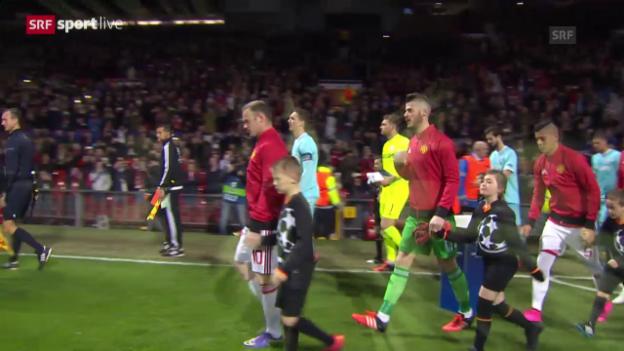 Video «Fussball: Clip Manchester United» abspielen