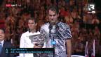 Video «Das hat Federer nach seinem Sieg tatsächlich gesagt» abspielen