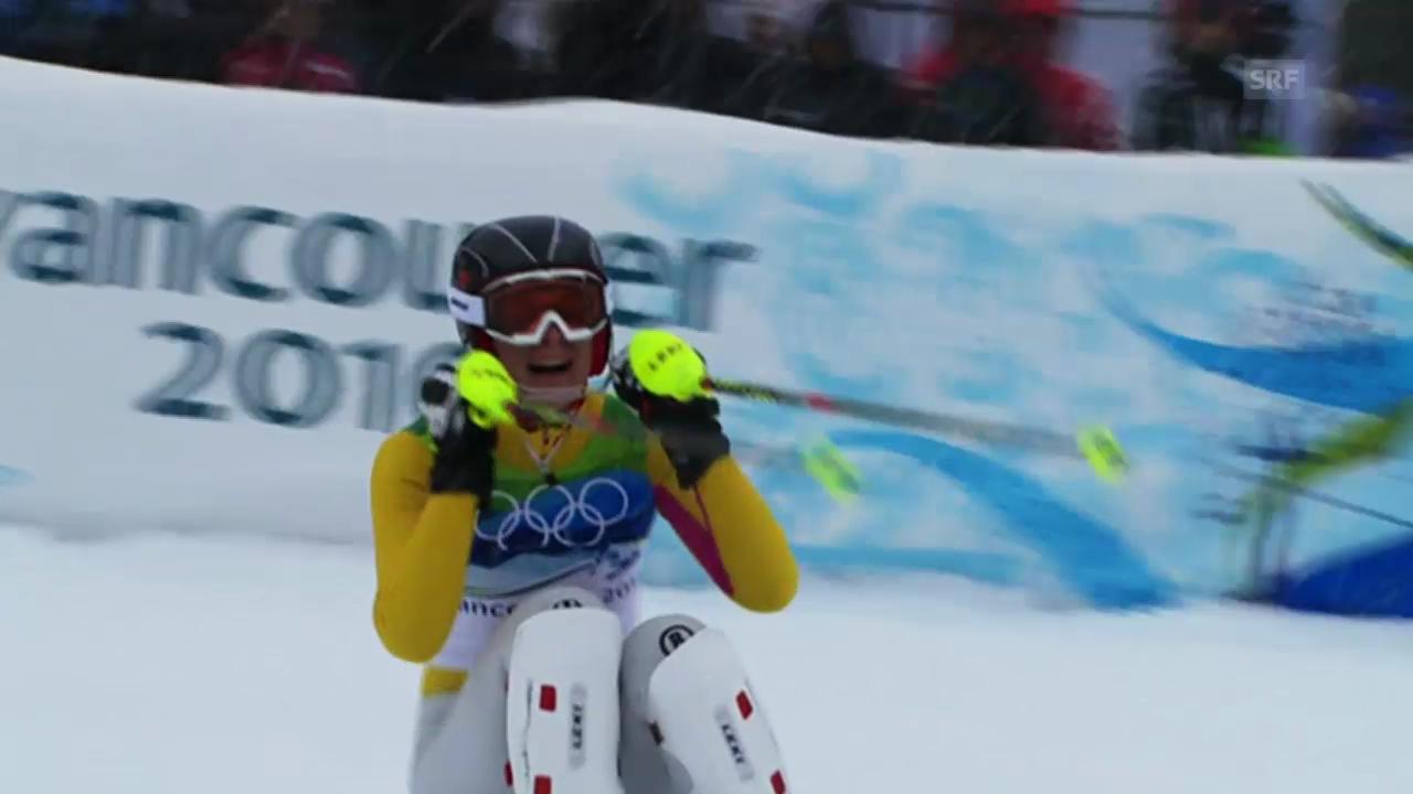 Ski: Maria Höfl-Riesch beendet ihre Karriere