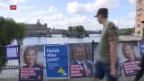 Video «Wahl in Schweden» abspielen