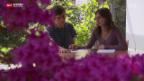 Video «Knatsch um Kongress der Kirschblüten-Gemeinschaft» abspielen