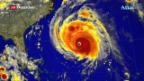 Video ««Florence» und «Manghut» gefährden USA und Philippinen» abspielen
