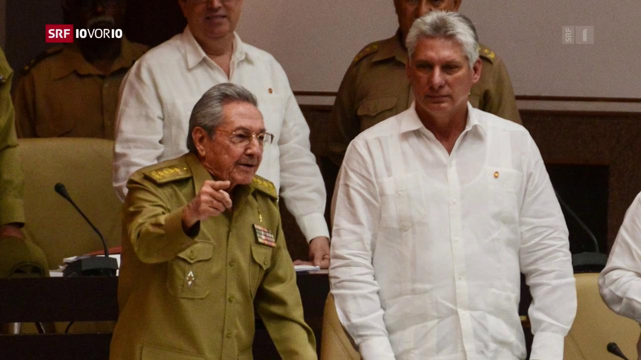 Eine Ära geht zu Ende – Raúl Castro tritt bald ab
