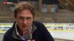 Video «Interview mit Arno Del Curto («sportpanorama»)» abspielen
