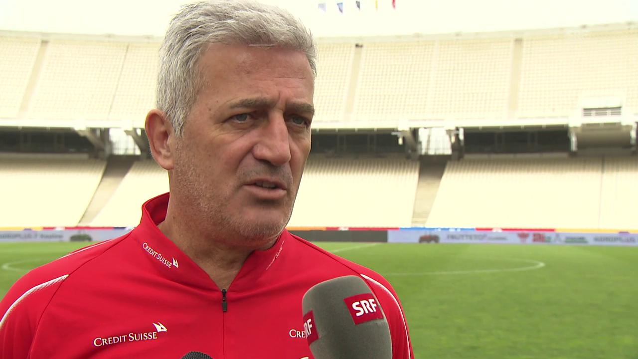 Petkovic über die schwierige Rückkehr und seine Ziele