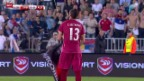 Video «Fussball: UEFA-Urteil zu Serbien - Albanien» abspielen