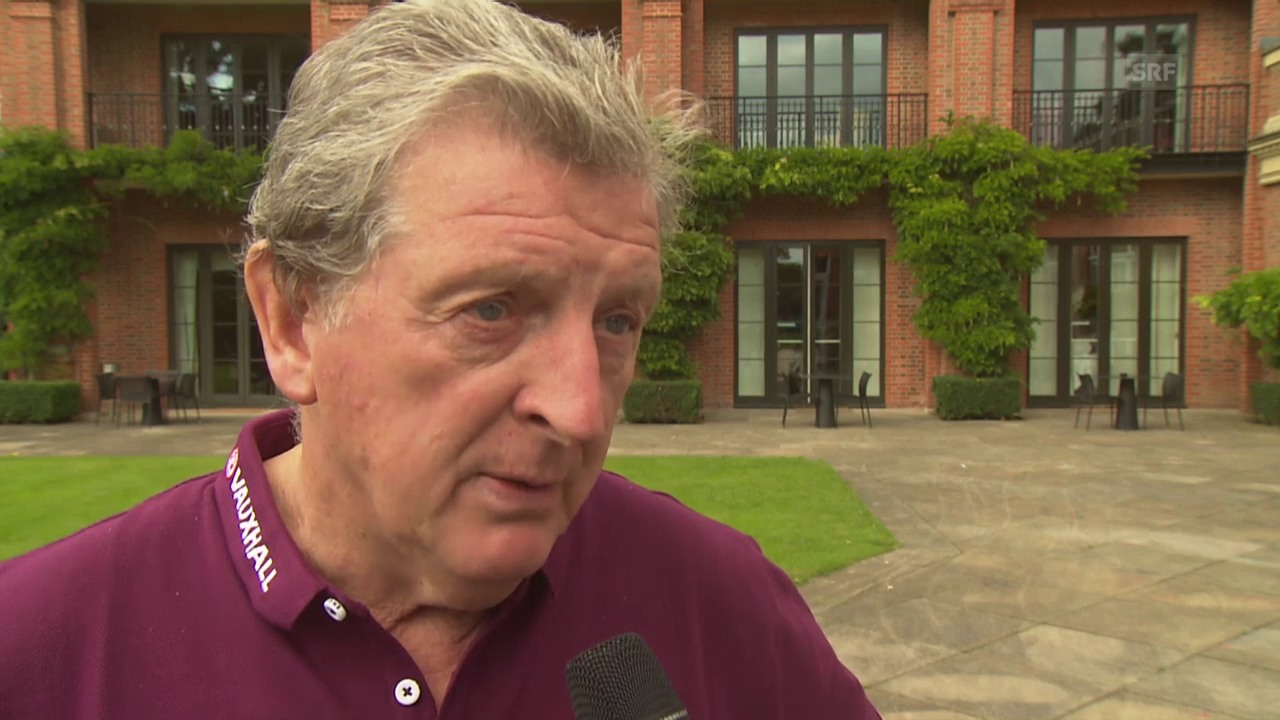 Fussball: Interview mit Roy Hodgson