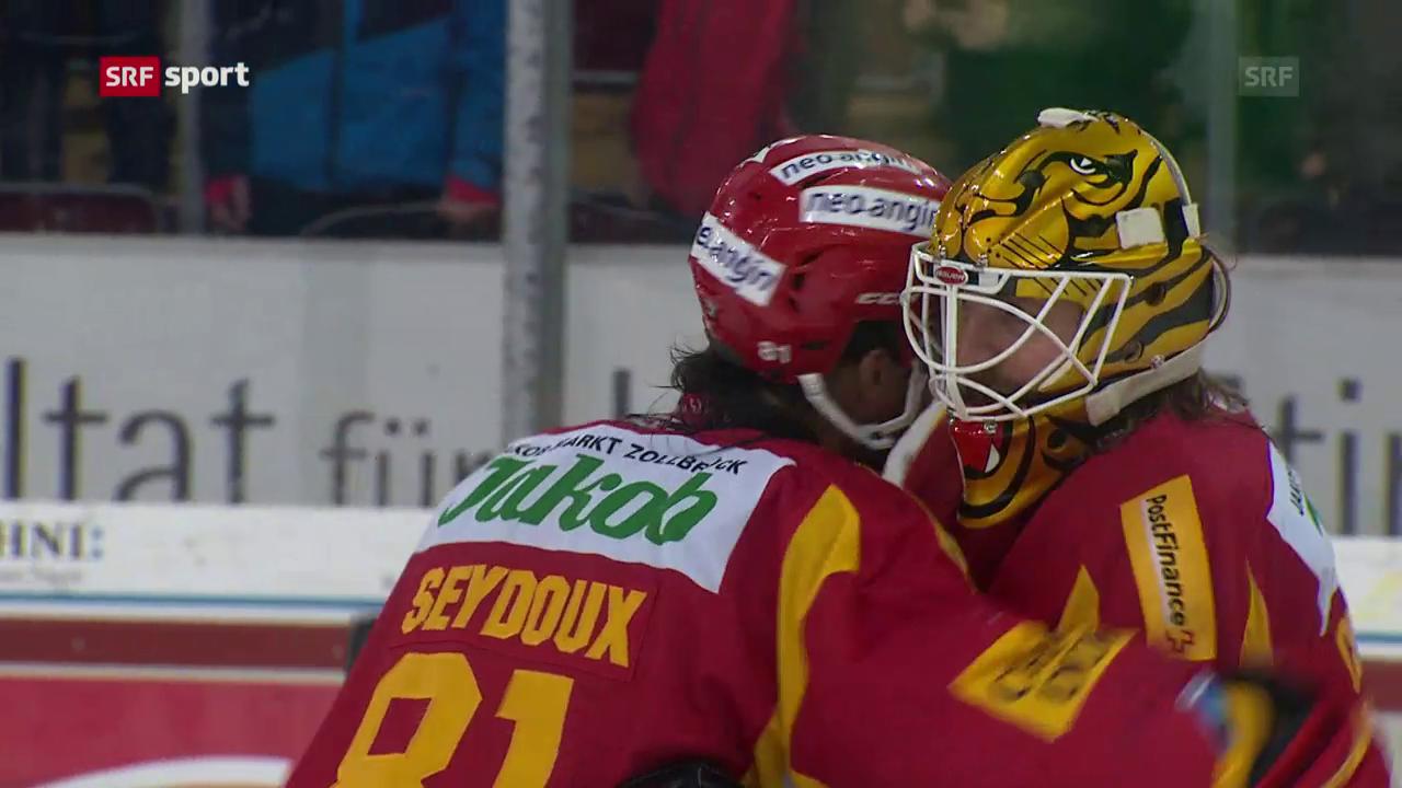 Tigers lassen Lugano keine Chance