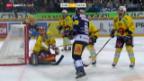 Video «Eishockey: Zug-Bern» abspielen