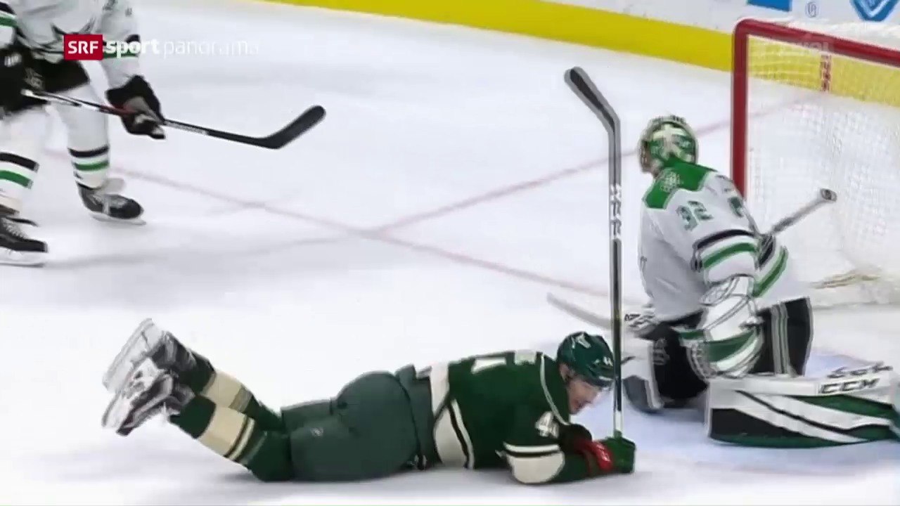 NHL: Niederreiter und Bertschy erfolgreich