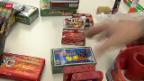 Video «Illegales Feuerwerk» abspielen