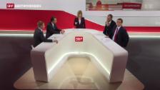 Video «Parteipräsidenten diskutieren Abstimmungsausgang» abspielen