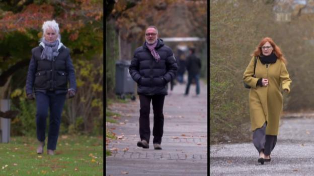 Video «Mietzins-Wucher, Verarmt in Pension, Hans-Ulrich Bigler, Sklavinnen des IS» abspielen