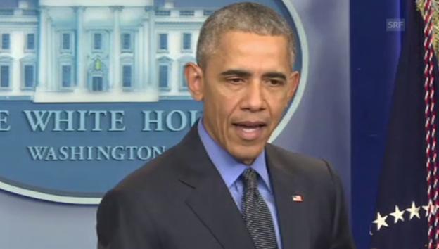 Video «Obama zu Assad (unkomm.)» abspielen