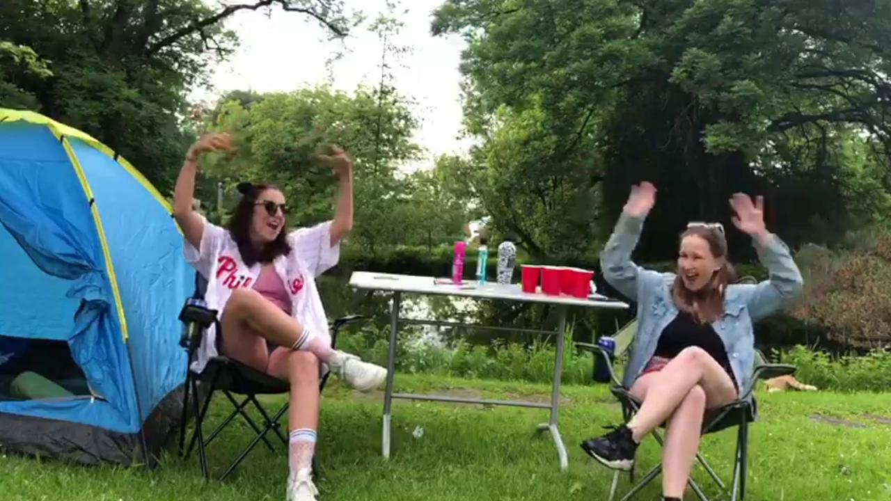 Bewerbungsvideo von Ceyda und Zoe