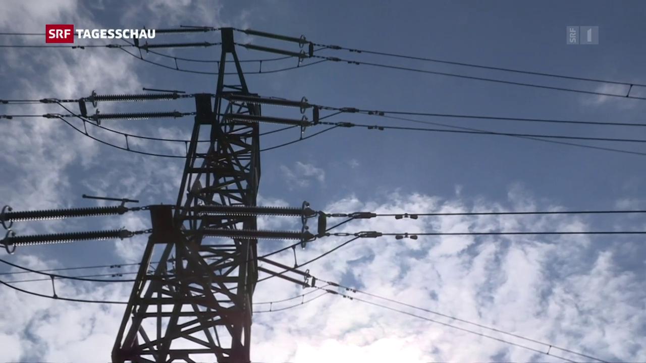 Energiedebatte zum Übertragungsnetz