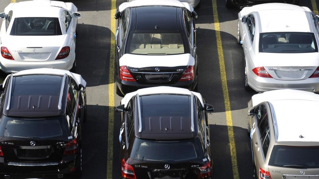 Bremsspuren beim Wachstum des Automarktes