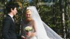 Video «Franco Marvulli und Karlie Kloss: Verliebt, verlobt, verheiratet» abspielen