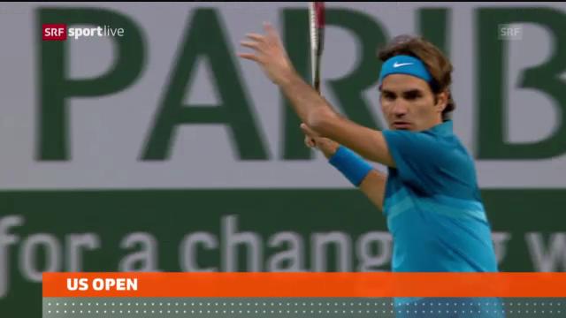 Schwierige Auslosung für Federer («sportlive»)